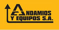 ANDAMIOS Y EQUIPOS, S.A.