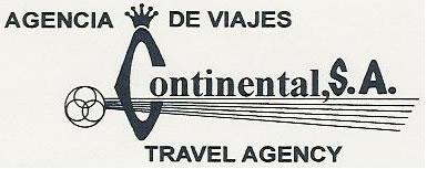 Agencia de Viajes Continental, S A
